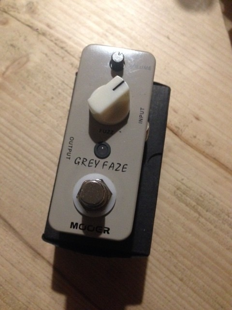 Mooer Grey Faze (63206)