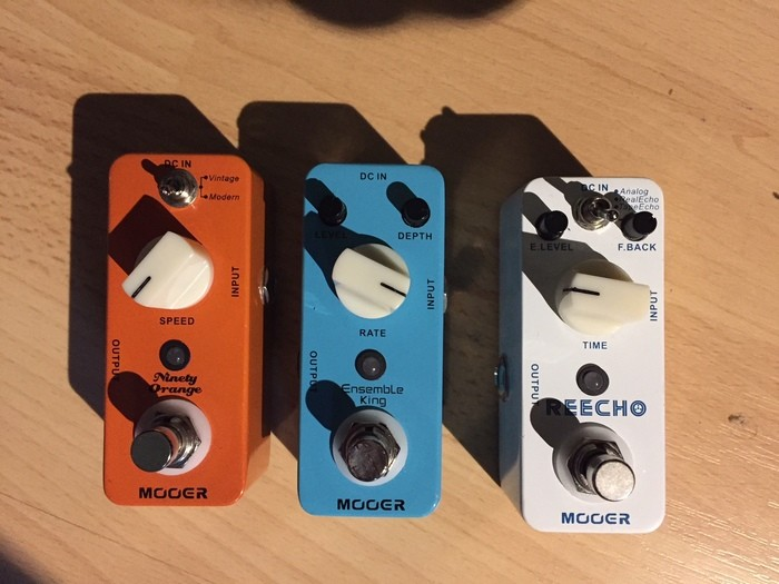 Mooer Ninety Orange (1644)
