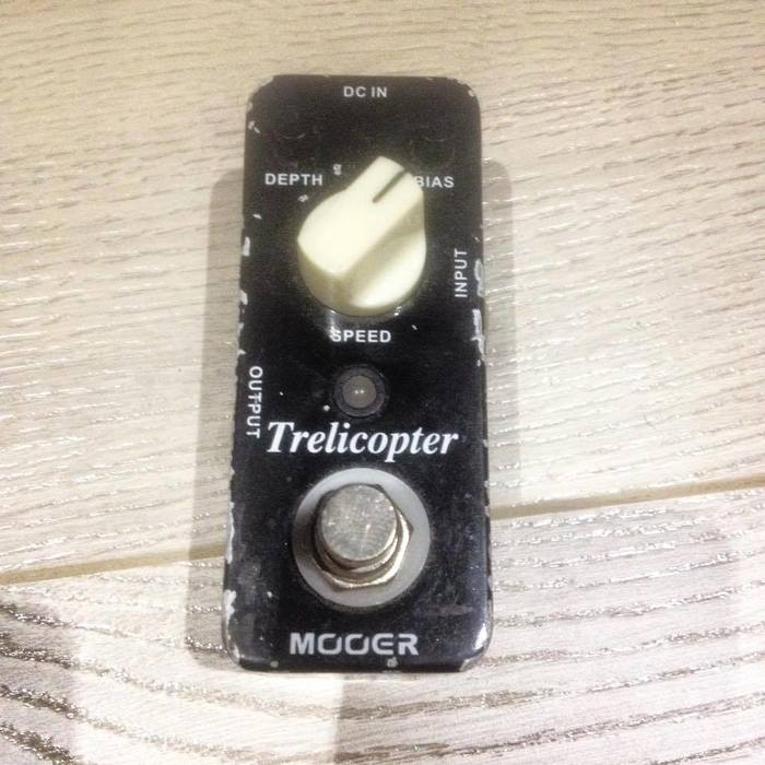 Mooer Trelicopter (52029)