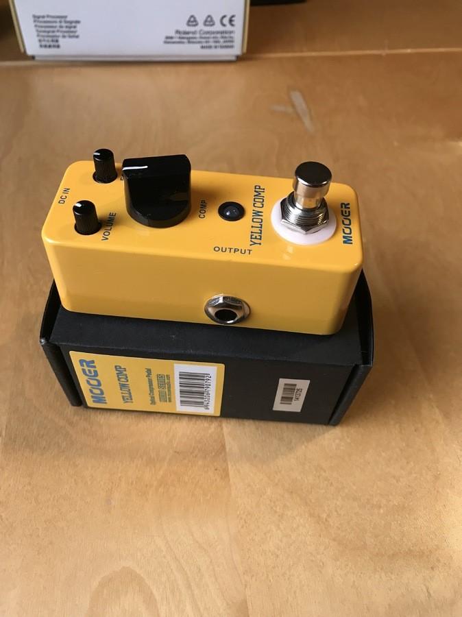 Mooer Yellow Comp (43293)