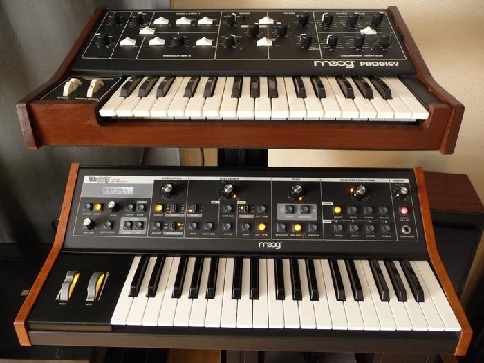 Moog Music Little Phatty Stage II (6681)