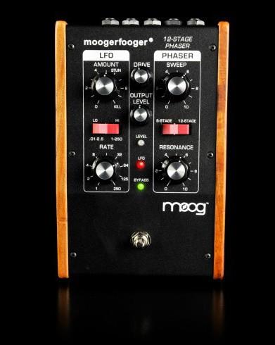 Moogerfooger MF 103 12 stage phaser 1 0