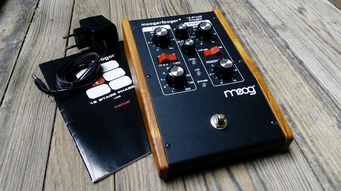 Moog Music MF-104Z Analog Delay (39958)