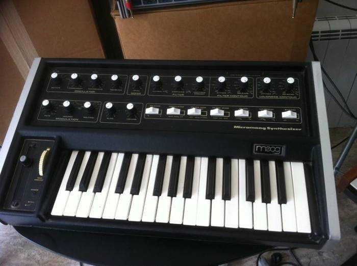Moog Music MicroMoog (95916)