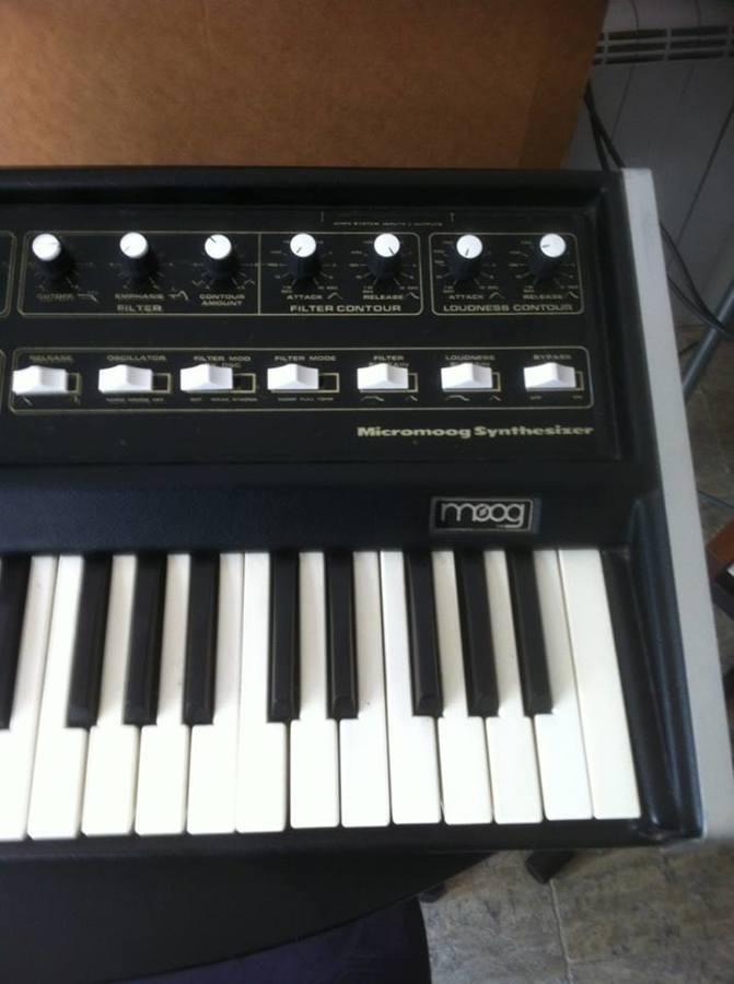 Moog Music MicroMoog (42319)