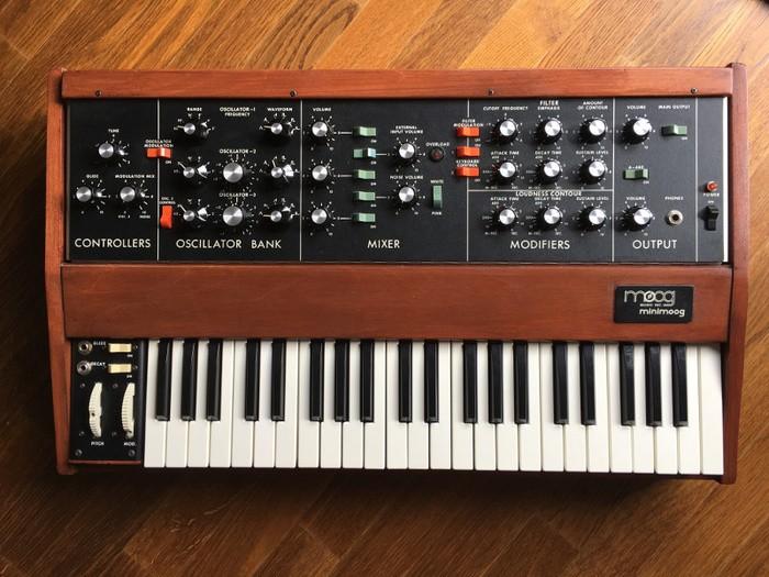 Moog Music MiniMoog (61811)