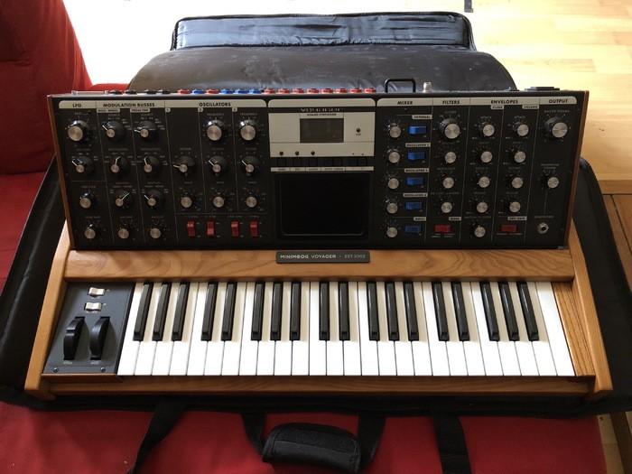 Moog Music Minimoog Voyager (90733)