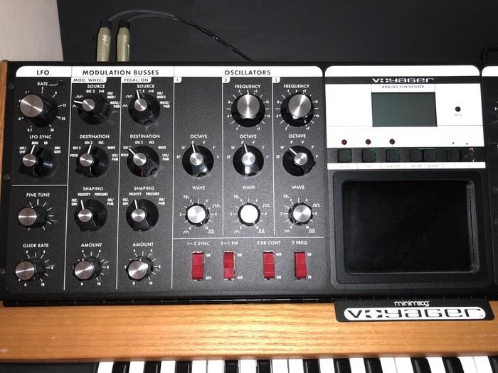 Moog Music Minimoog Voyager Performer Edition (99695)
