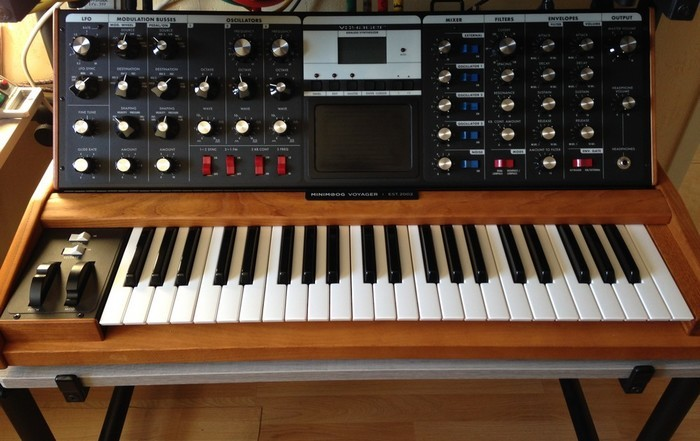 Moog Music Minimoog Voyager Performer Edition (45445)