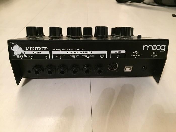 Moog Music Minitaur (11383)