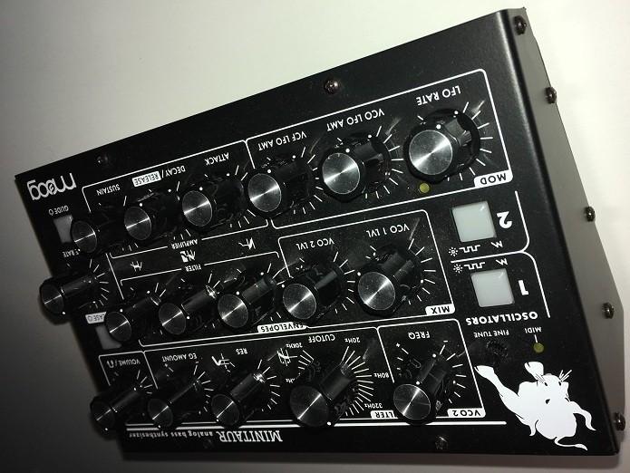 Moog Music Minitaur (69559)