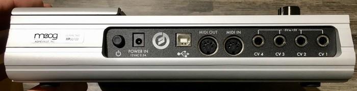 Moog Music MP-201 Multi-Pedal (69141)