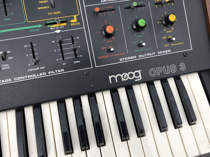 Moog Music Opus 3 Aleexiiis images