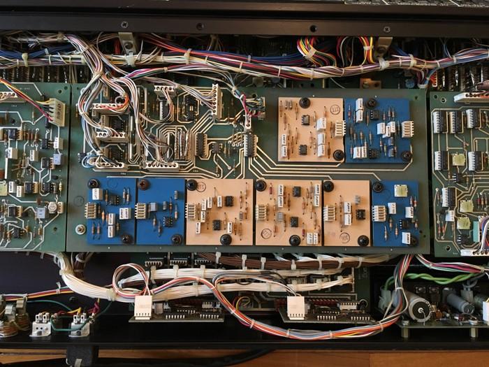 Moog Music Polymoog Synthesizer (203A) (44009)