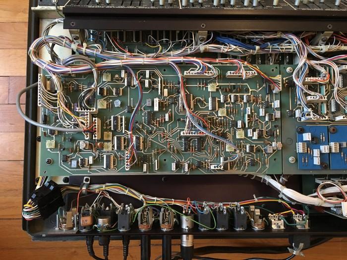 Moog Music Polymoog Synthesizer (203A) (37932)