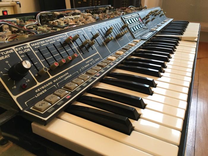 Moog Music Polymoog Synthesizer (203A) (36690)
