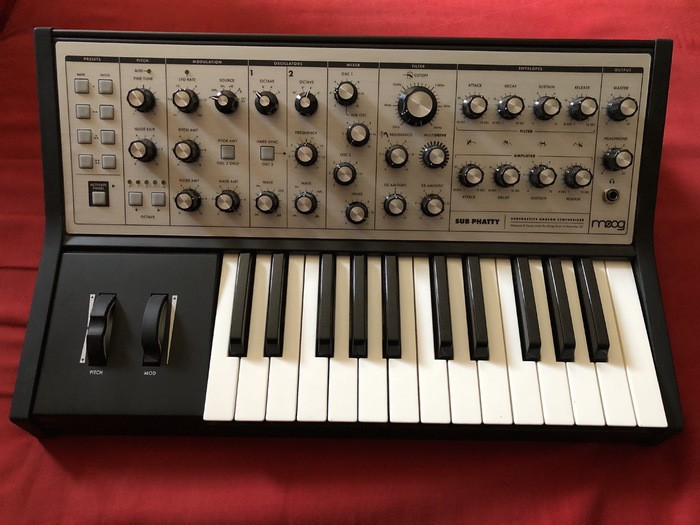 Moog Music Sub Phatty (35039)