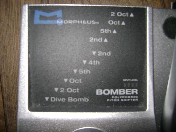 Morpheus Bomber (79864)