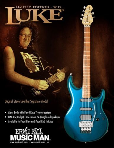 Music Man Luke (Floyd Rose) (71927)