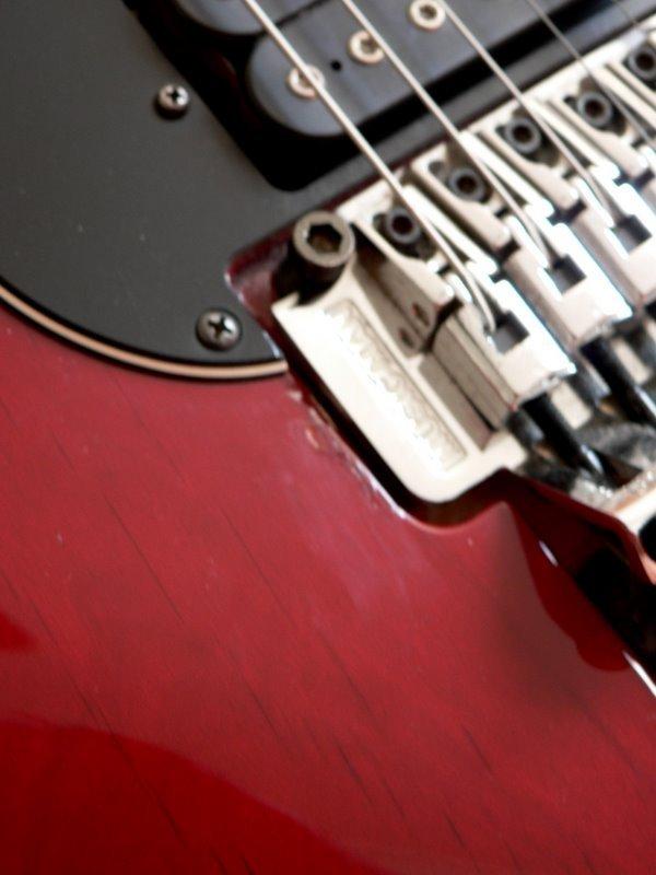 Music Man Silhouette Floyd