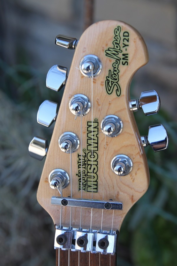 Music Man Steve Morse SM-Y2D (96559)
