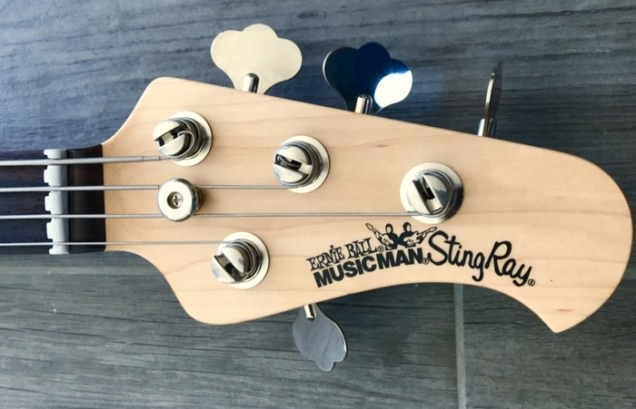 Music Man StingRay 4 HH