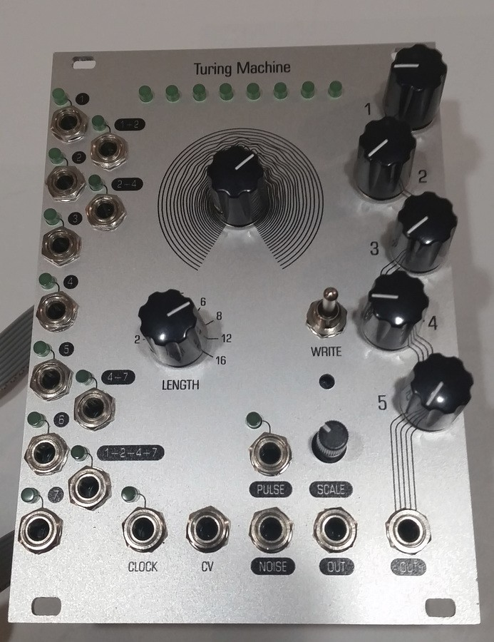 Music Thing Modular Turing Machine Mk II (36720)