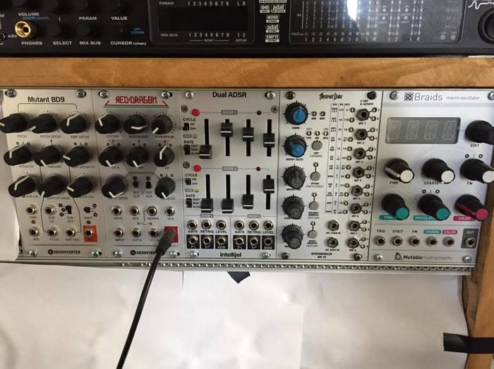 Mutable Instruments Braids (48507)