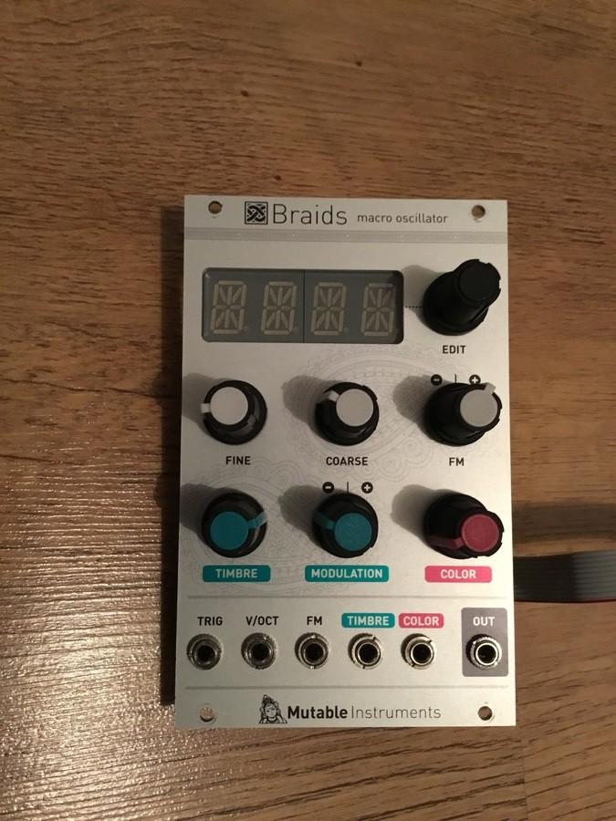 Mutable Instruments Braids (32400)