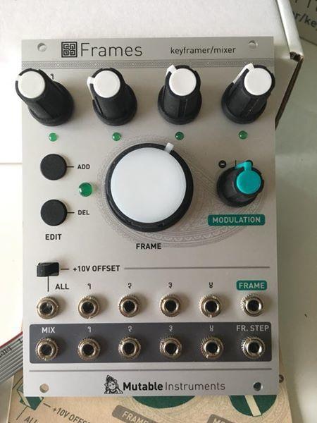 Mutable Instruments frames (7040)