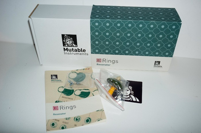 Mutable Instruments Rings (50220)