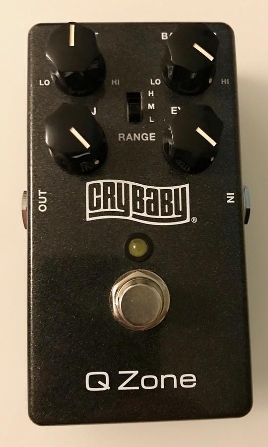 MXR CSP030 Cry Baby Q Zone (47867)