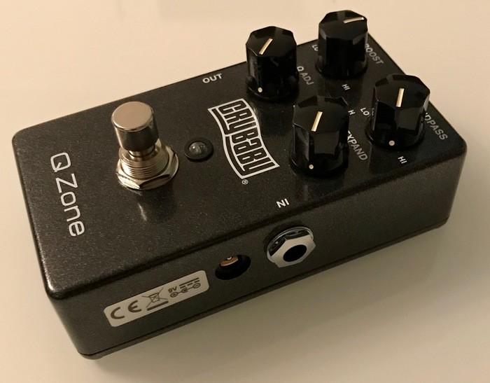 MXR CSP030 Cry Baby Q Zone (1422)