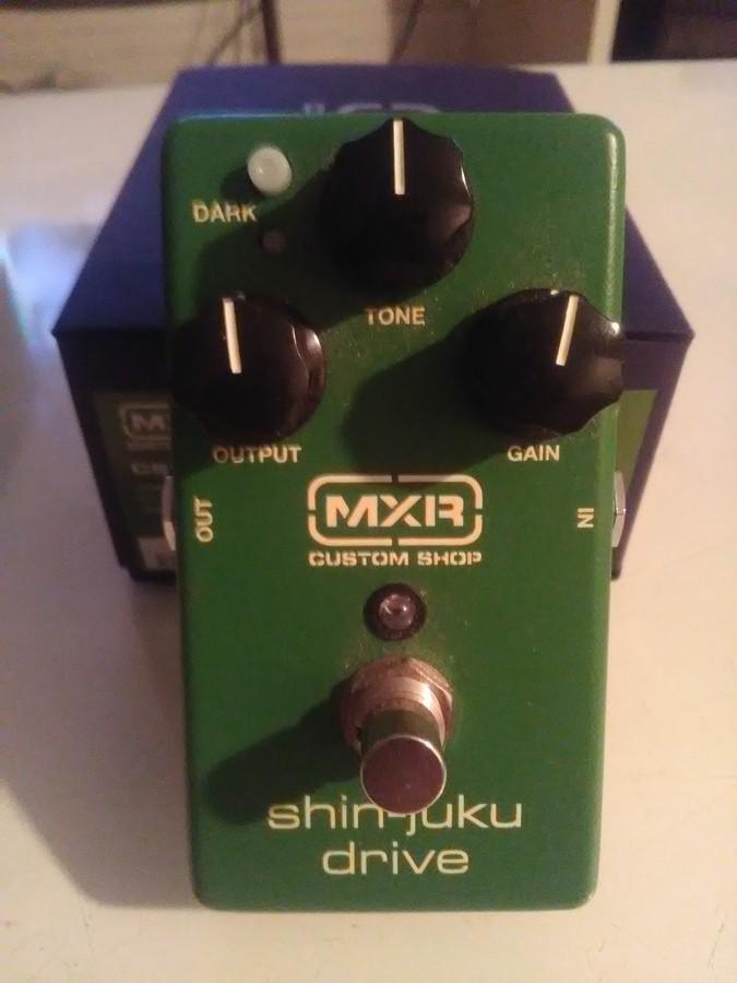 MXR CSP035 Shin-Juku Drive (36876)