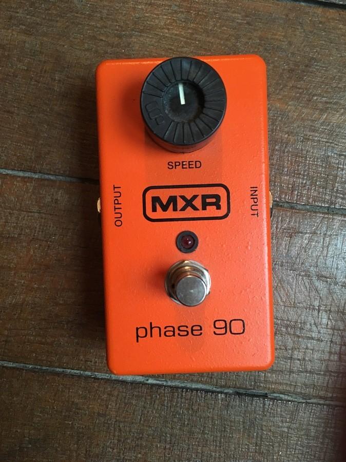MXR M101 Phase 90 (86432)