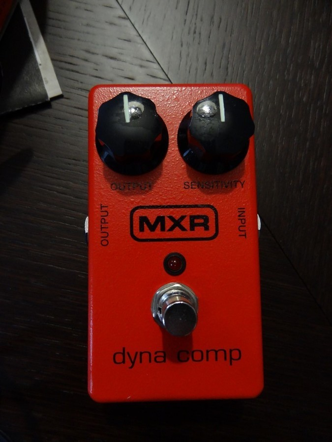 MXR M102 Dyna Comp Compressor (92593)