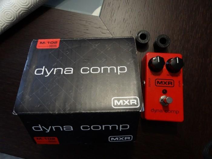 MXR M102 Dyna Comp Compressor (94723)