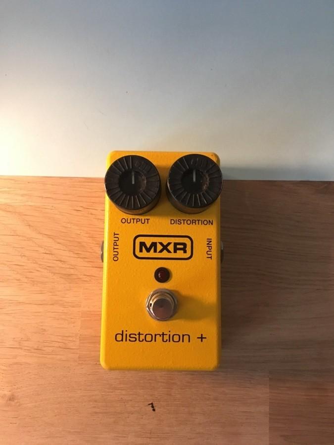 MXR M104 Distortion+ (89663)