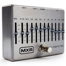 MXR M108S Ten Band EQ (23789)