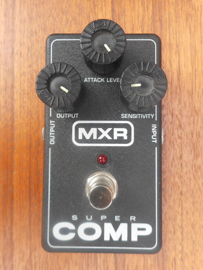 MXR M132 Super Comp Compressor Db project douai images