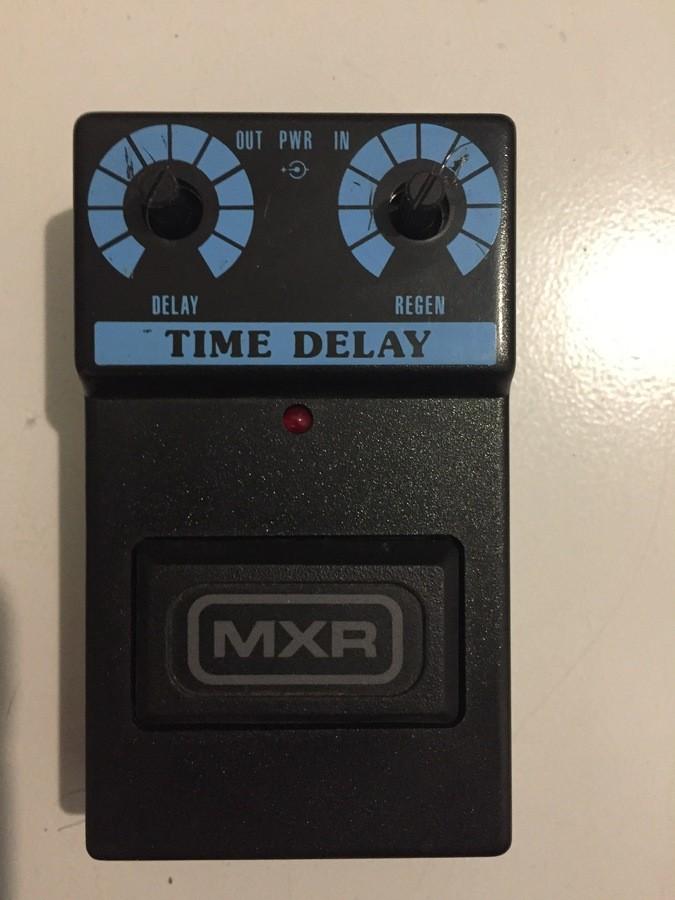 MXR M206 Time Delay (12165)