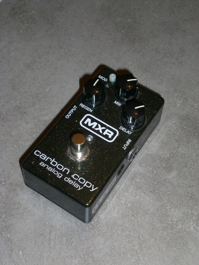 MXR M169 Carbon Copy Analog Delay (52847)