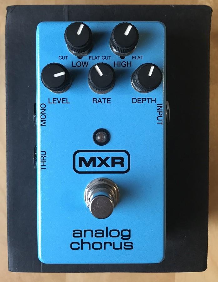 MXR M234 Analog Chorus  (93753)