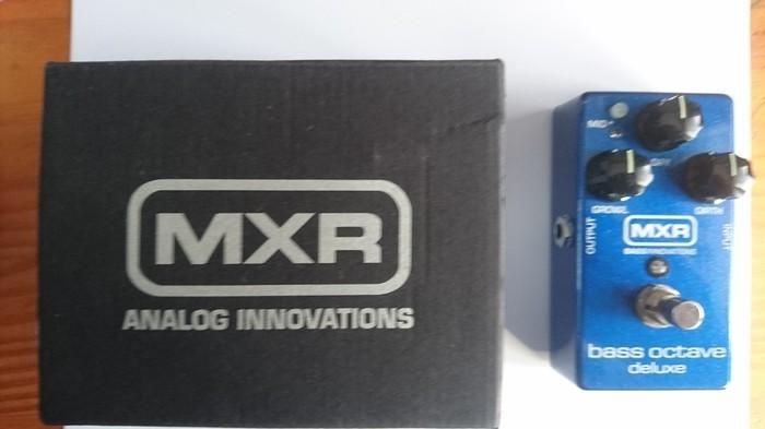 MXR M288 Bass Octave Deluxe (91603)