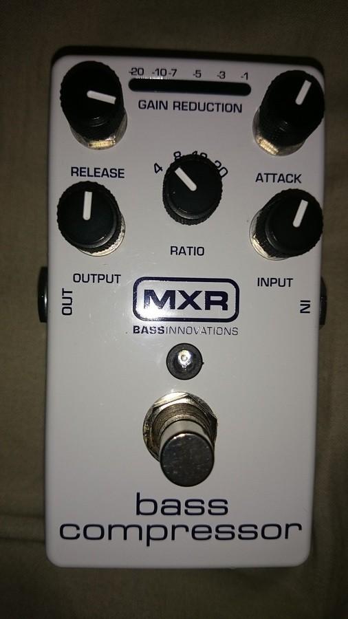 MXR M87 Bass Compressor  (92619)