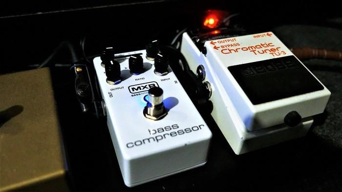 MXR M87 Bass Compressor  (57588)