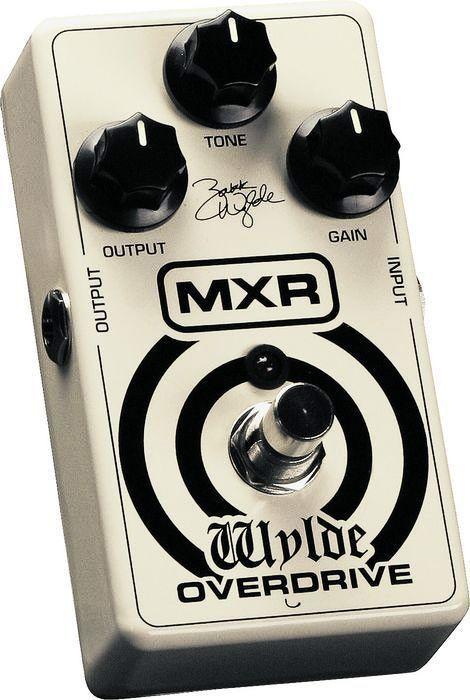 MXR ZW44 Wylde Overdrive (99731)