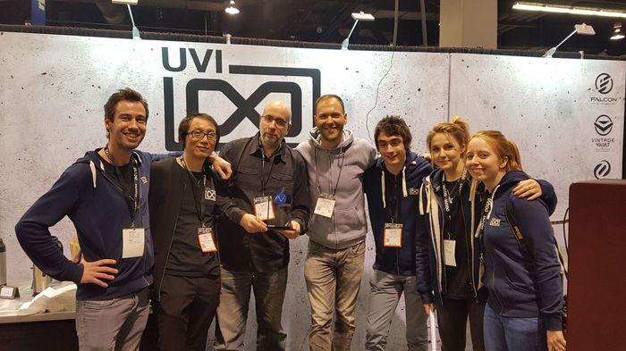 UVI Team