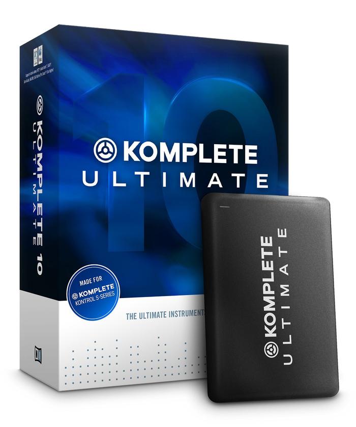 Native Instruments Komplete 10 Ultimate (64632)