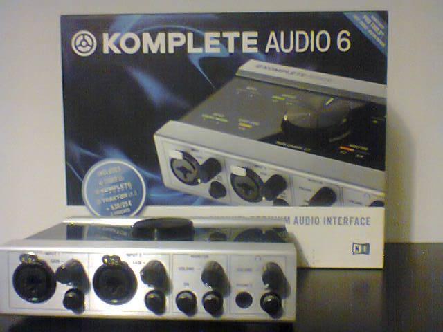 Native Instruments Komplete Audio 6 (30650)